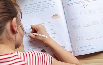 En vacaciones, los niños siguen aprendiendo con Cuadernos Rubio