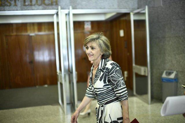 María Luisa Carcedo interviene en la Jornada científica 'Tabaco y relacionados: nuevos retos, la misma amenaza'