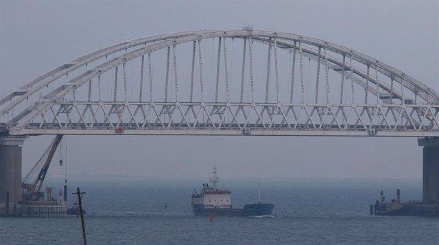 Rusia.- Rusia avisa de que responderá a las nuevas sanciones de EEUU por el incidente del estrecho de Kerch