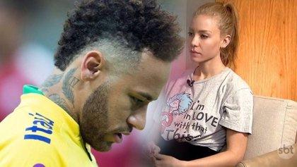 Sale a la luz la conversación de WhatsApp entre Neymar y la modelo Najila Trindade que le acusa de violación