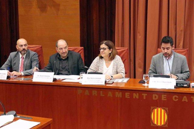 """Saül Gordillo demana a Cs que """"deixin treballar el jutjat""""  de Barcelona que investiga l'1-O"""