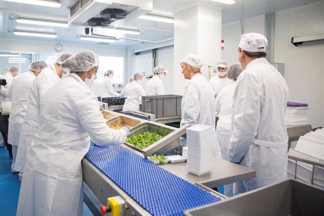 RSC.-Serunion servirá más de 125.000 menús sin gluten en sus comedores escolares de España