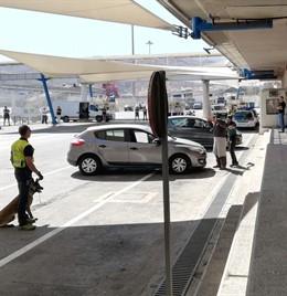 Almería.-Puertos.-OPE.-La Guardia Civil efectúa un ejercicio práctico sobre seguridad en el puerto para preparar la OPE