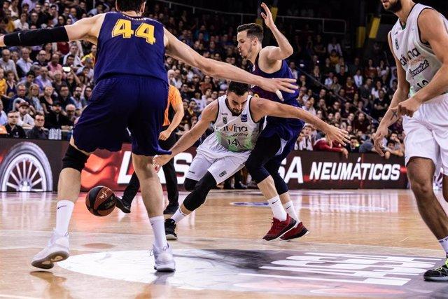 Basket: Liga Endesa - FC Barcelona Lassa v Divina Seguros Joventut