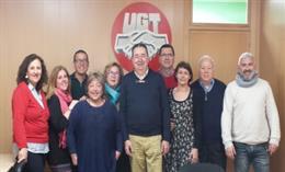 UGT logra dos delegados sindicales y consigue representación por primera vez en la Cámara de Cuentas