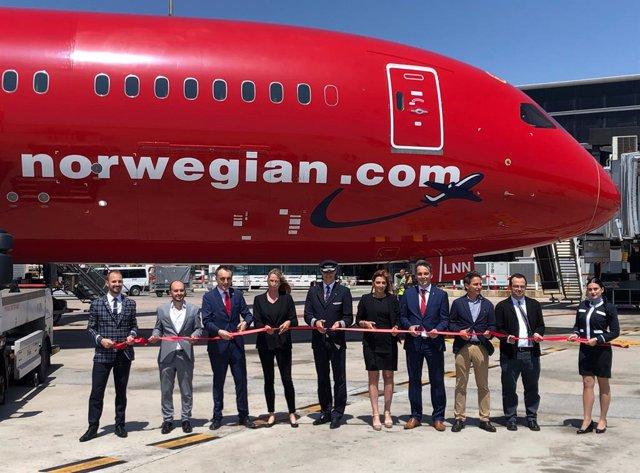 L'aerolínia Norwegian inaugura una ruta entre Barcelona i Chicago