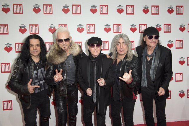 Sorteamos dos 'meet & greet' para conocer a Scorpions en el Download Festival Madrid 2019