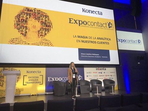 Las necesidades del cliente y los retos tecnológicos que plantean la IA, Big Data y la robótica, a debate en ExpoContact