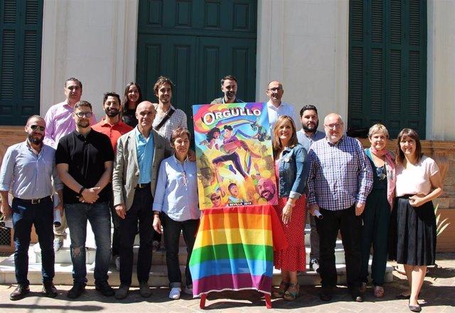 Sevilla.- El IV Mes de la Diversidad programa nueve pasacalles, 13 conciertos y la manifestación del Orgullo