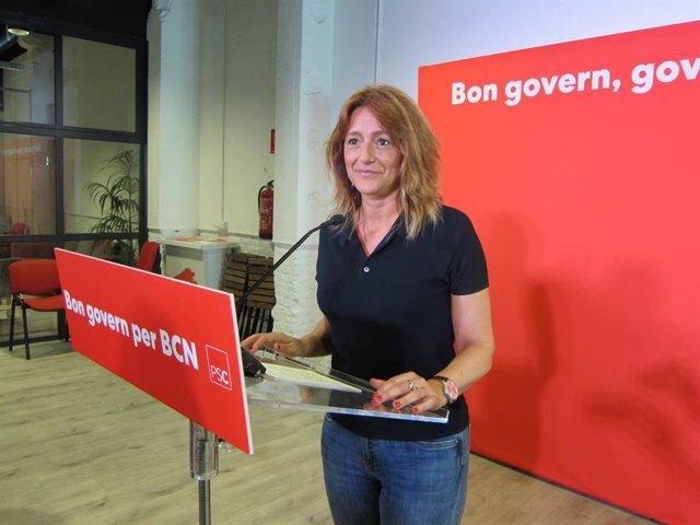 Av.- El PSC avisa Colau que si vol ser alcaldessa ha de cercar el seu suport abans de la investidura
