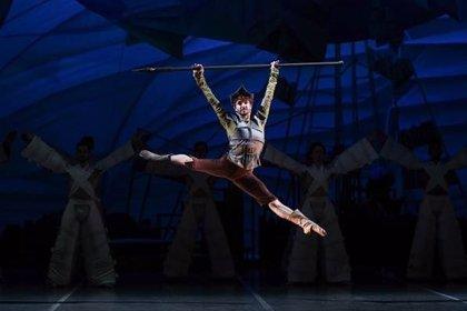 """El Ballet Nacional de Sodre de Uruguay recorre España con un espectáculo """"que une dos continentes en torno a Cervantes"""""""