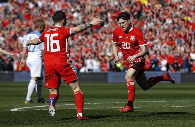 UEFA Euro 2020 qualify - Wales vs Slovakia