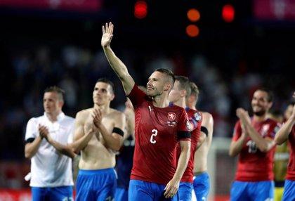 La República Checa se estrena ante Bulgaria con una remontada