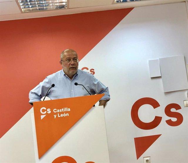 """Igea promete un cambio """"de verdad"""" en Castilla y León aunque no aclara si apoyará al PSOE"""