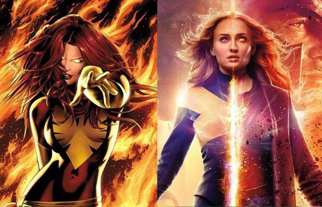 PARA SÁBADO X-Men Dark Phoenix: ¿Qué es exactamente la Fuerza Fénix?