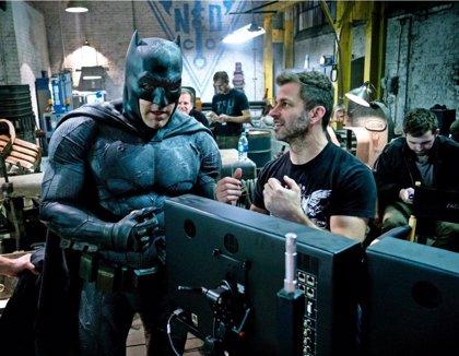 ¿Qué opina Zack Snyder del nuevo Batman, Robert Pattinson?