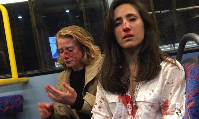 R.Unit.- Almenys cinc detinguts en relació amb un atac homòfob a una parella de dones en el nord de Londres