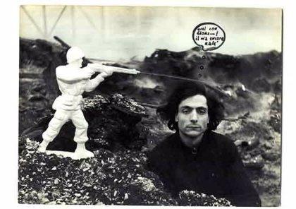 Venden 12 fotografías inéditas de Antoni Miralda expuestas en la Hanover Gallery London en 1969