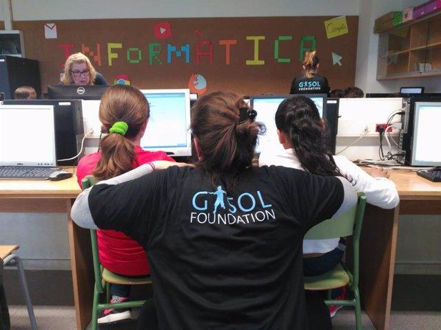 La Gasol Foundation estudiar l'activitat i el sedentarisme d'alumnes de 240 escoles