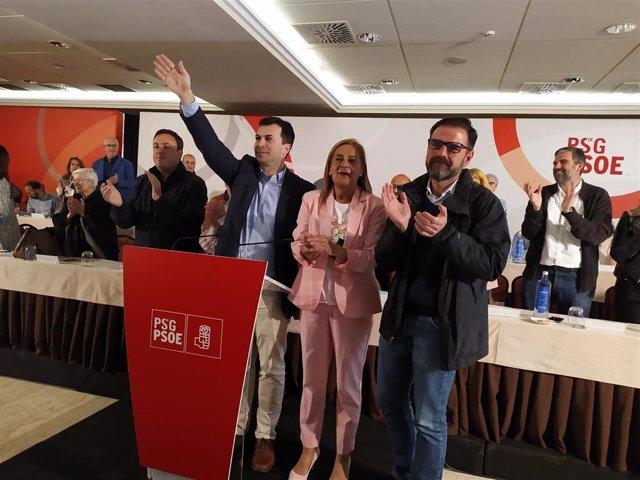 """AV.-G. Caballero ve """"una prueba de fuego"""" para Rivera y Feijóo las negociaciones en la Diputación de Ourense"""