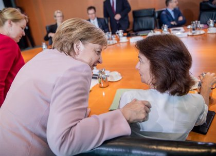 El partido de Merkel se hunde en las encuestas frente al ascenso imparable de Los Verdes alemanes
