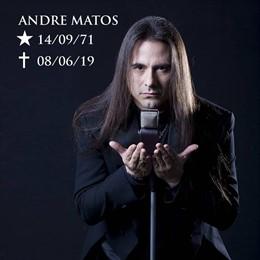 Muere Andre Matos, el excantante y fundador de la banda brasileña Angra, a los 47 años