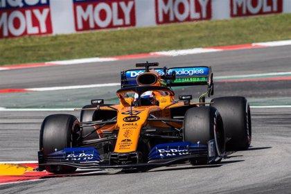Sainz, sancionado tres puestos por obstaculizar a un rival