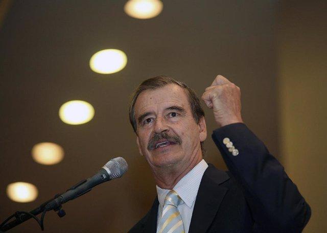 """El expresidente mexicano Vicente Fox carga contra López Obrador: """"Te has convertido en la burla de todo el mundo"""""""