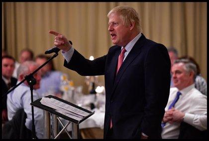 """Boris Johnson asegura que se negaría a pagar la factura del Brexit si la UE no ofrece """"mejores condiciones"""""""