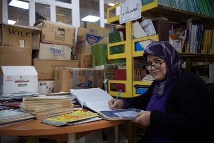 Regreso a la lectura: Biblioteca de la Universidad de Mosul