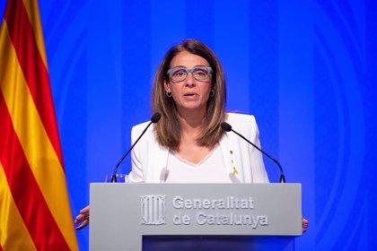 """Meritxell Budó afirma que la hegemonía en el independentismo """"no la tiene nadie"""""""