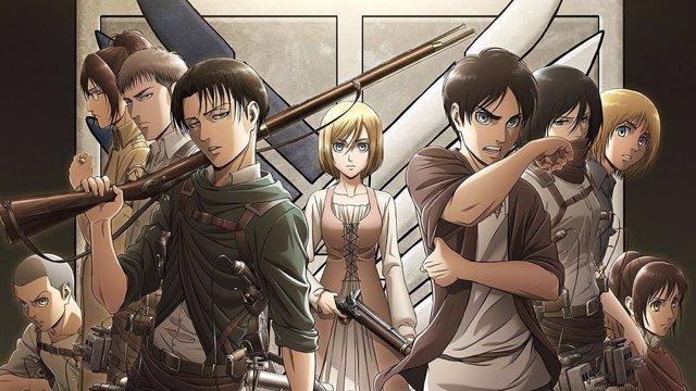 ¿Es Ataque De Los Titanes El Mejor Anime De La Historia?