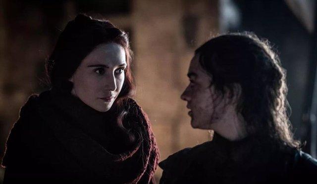 Juego de tronos: Así cumplió Arya Stark la profecía de los ojos verdes de Melisandre
