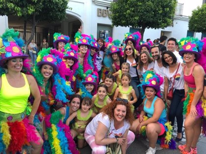 Arcos (Cádiz) acoge el cierre del Orgullo Serrano 2019