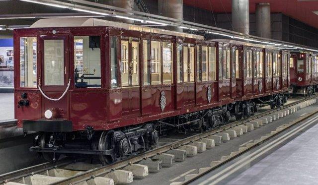 Metro de Madrid amplía los días de visita a sus museos para que los viajeros puedan acudir en estas fechas