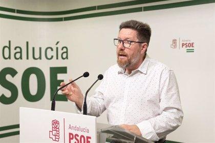 """PSOE-A pregunta al Gobierno andaluz """"qué va a entregar a Vox a cambio de su 'sí' en el Presupuesto"""""""