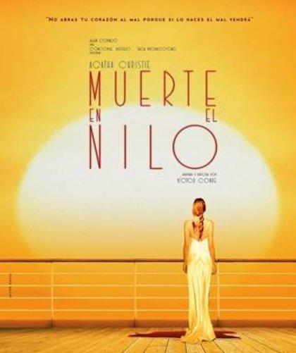 El Teatro Cervantes de Málaga acoge la función de 'Muerte en el Nilo'