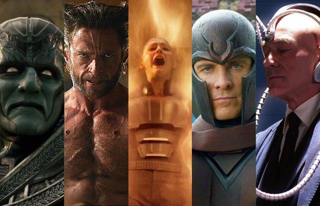 Los 10 mutantes más poderosos de las películas X-Men