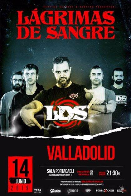 LDS presentará su nuevo disco en Valladolid