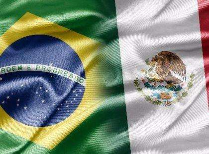 """El Gobierno brasileño negocia con México un """"ambicioso"""" acuerdo comercial"""