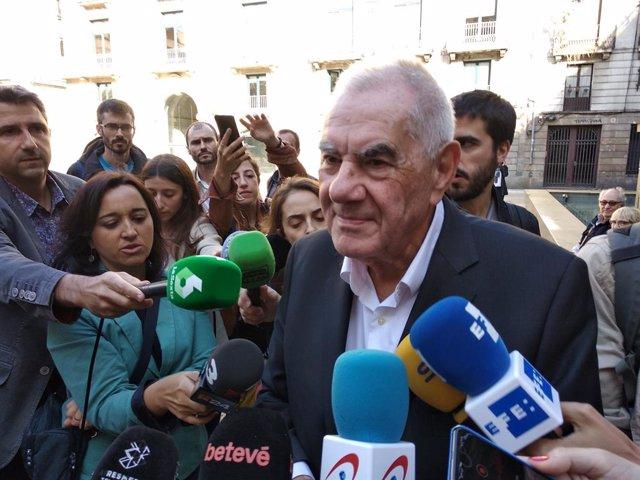 """Maragall deja en 'stand by' las negociaciones con Colau """"al menos hasta el viernes"""""""