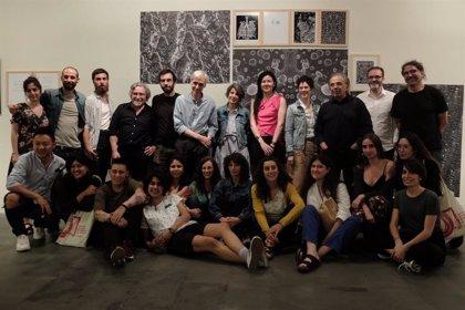 Miriam Mora, Marta del Moral y Esther Naval, ganadoras de las becas Visionados de BFOTO 2019