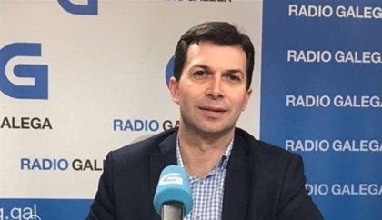 """Gonzalo Caballero (PSdeG) insta a anteponer """"intereses colectivos"""" a los """"individuales"""" en la Diputación de Lugo"""