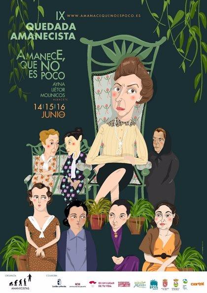 Ayna, Lietor y Molinicos acogen un año más la 'Quedada Amanecista' del 14 al 16 de junio