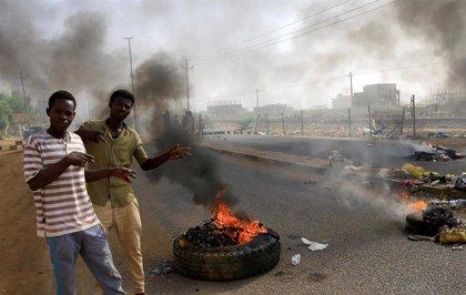 Al menos once muertos durante la huelga general contra la junta militar en Sudán