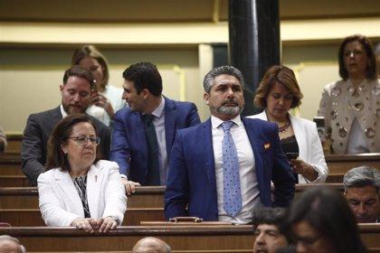 """Juan José Cortés (PP) anuncia que llevará a la Fiscalía las """"injurias, calumnias y amenazas"""" sobre sus ingresos"""