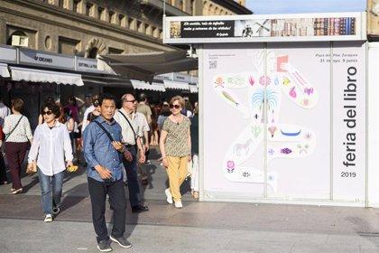 La Feria del Libro de Zaragoza cierra sus puertas tras acoger a más de 650 autores