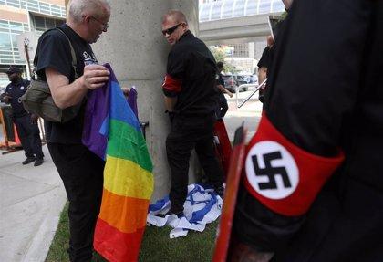 Un grupo neonazi interrumpe el Desfile del Orgullo en Detroit