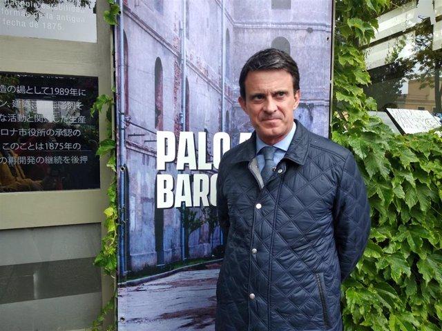 """La lista de Valls ve """"buena noticia"""" que suba la participación y no valora sondeos"""