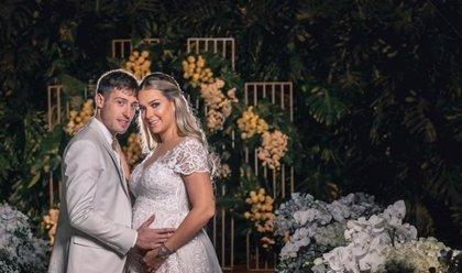 La exnovia de Neymar y madre de su hijo se casa en plena crisis del futbolista